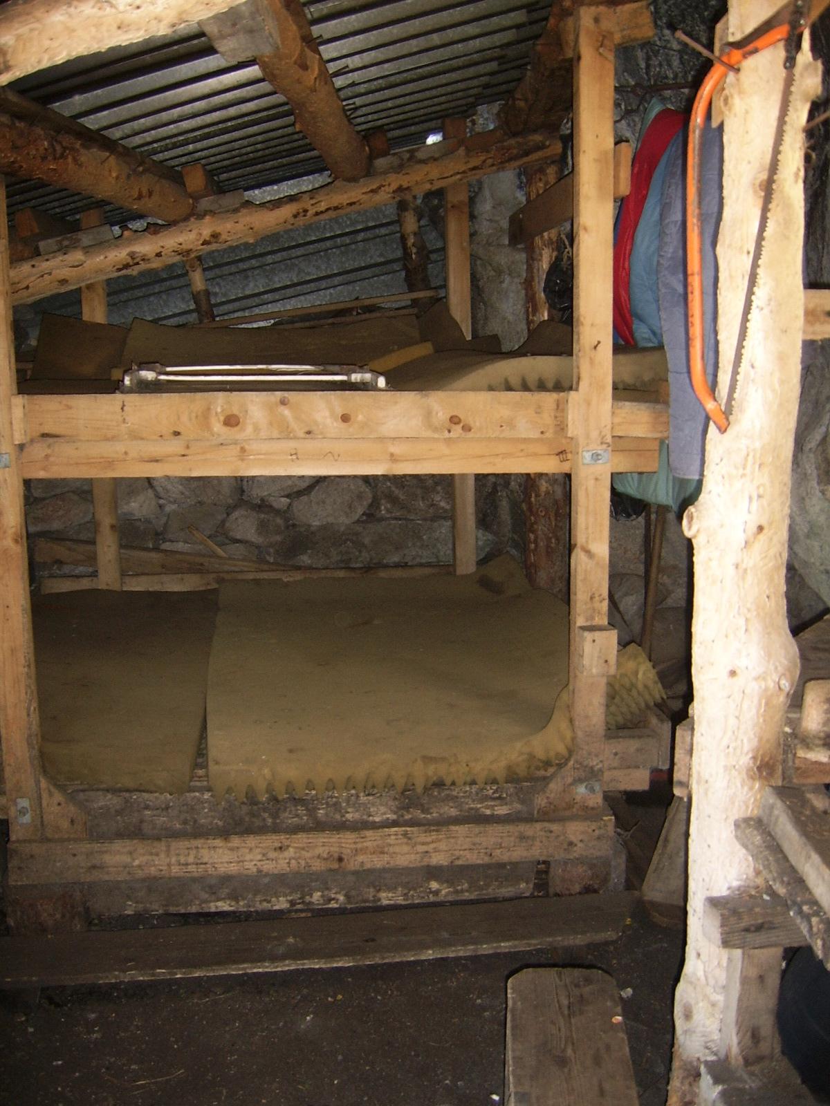 isolation du toit par l'intérieur