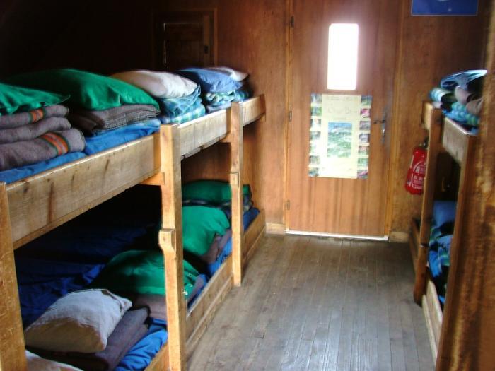 Refuge de Turia 2427 m (refuge gardé)